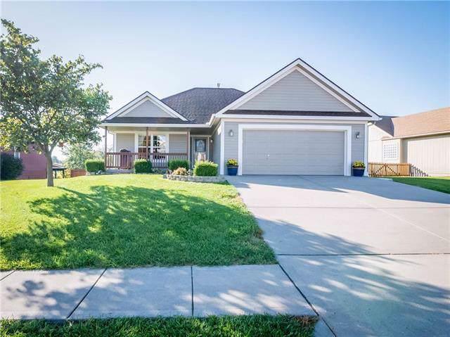 1109 Melody Court, Kearney, MO 64060 (#2193547) :: Kansas City Homes