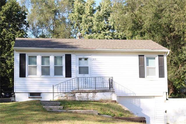 219 E 6th Street, Tonganoxie, KS 66086 (#2193711) :: Kedish Realty Group at Keller Williams Realty