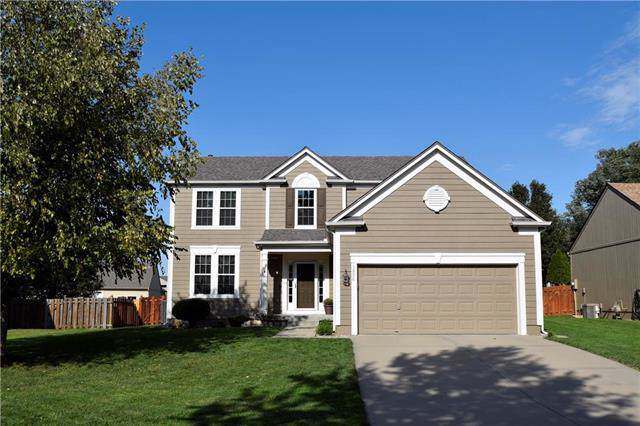 1856 W Concord Drive, Olathe, KS 66061 (#2193852) :: House of Couse Group