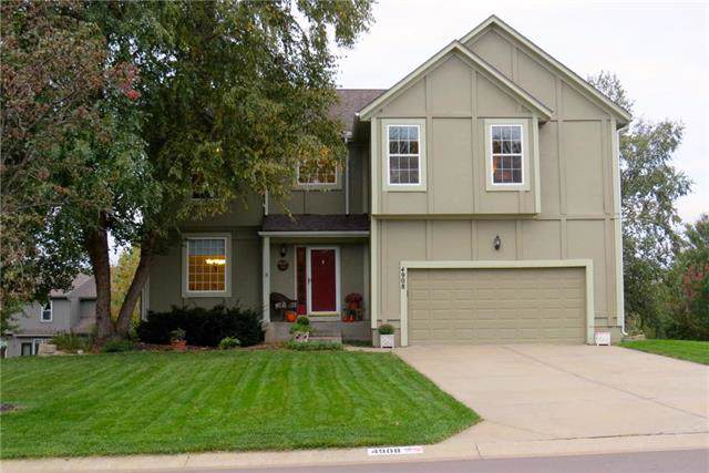 4908 Woodsonia Drive, Shawnee, KS 66226 (#2193871) :: Kedish Realty Group at Keller Williams Realty