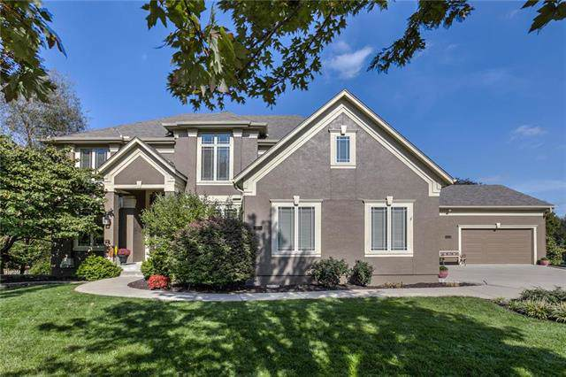 13201 High Drive, Leawood, KS 66209 (#2193907) :: The Shannon Lyon Group - ReeceNichols
