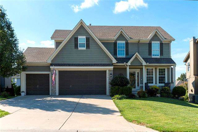 15412 S Hallet Street, Olathe, KS 66062 (#2193980) :: Kedish Realty Group at Keller Williams Realty
