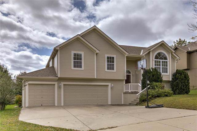 9215 NE 109th Court, Kansas City, MO 64157 (#2194033) :: Kansas City Homes