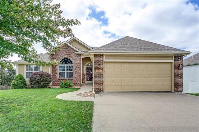 9101 NE 110th Street, Kansas City, MO 64157 (#2194105) :: Kansas City Homes