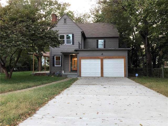 5720 Paseo Boulevard, Kansas City, MO 64110 (#2194160) :: Kansas City Homes