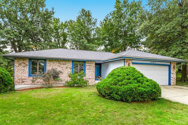 1607 NE 113th Street, Kansas City, MO 64155 (#2194205) :: Eric Craig Real Estate Team