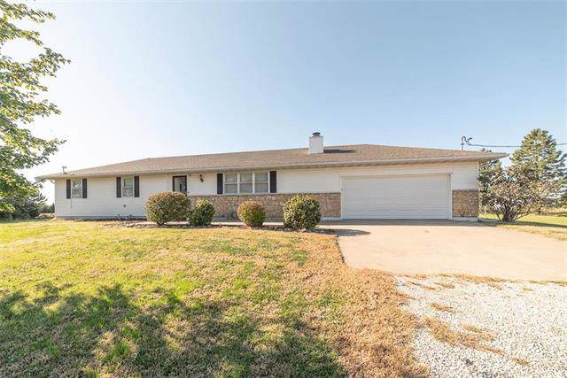 25615 NW Meade Road, Garnett, KS 66032 (#2194312) :: House of Couse Group