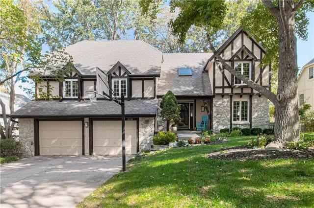 8206 W 113th Terrace, Overland Park, KS 66210 (#2194324) :: Team Real Estate