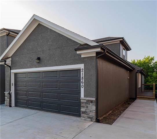 21860 W 123rd Terrace, Olathe, KS 66061 (#2194357) :: House of Couse Group