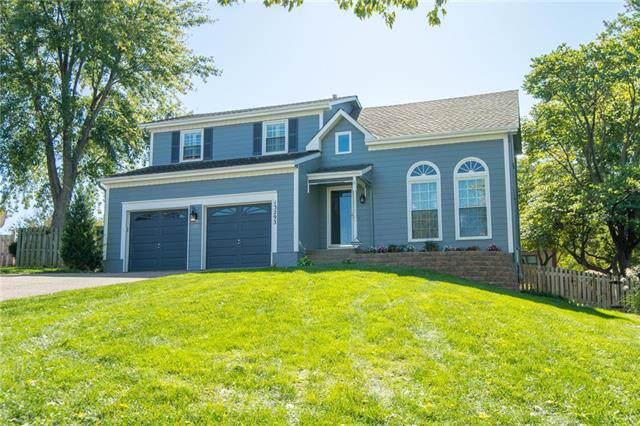 13293 W 111th Terrace, Overland Park, KS 66210 (#2194368) :: Team Real Estate