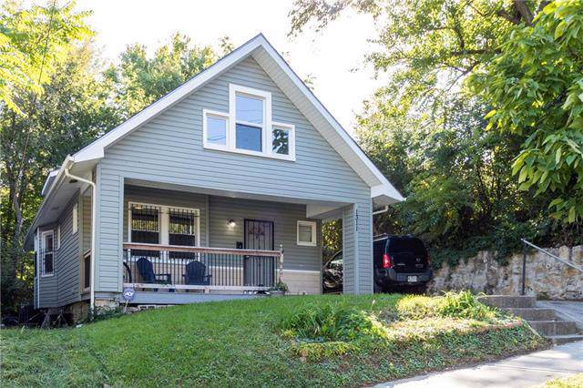 1311 E 40th Street, Kansas City, MO 64110 (#2194381) :: Kansas City Homes