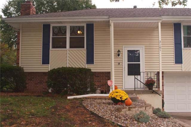 3101 SW Jackson Street, Blue Springs, MO 64015 (#2194530) :: NestWork Homes