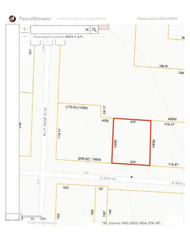 8804 E 67th Street, Raytown, MO 64133 (#2194555) :: Team Real Estate
