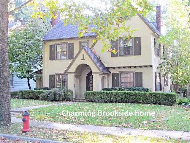 301 W 66th Street, Kansas City, MO 64113 (#2194560) :: Clemons Home Team/ReMax Innovations