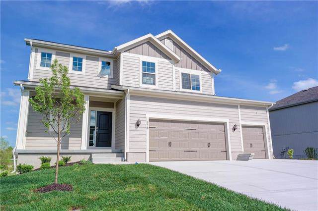 1809 SW Merryman Drive, Lee's Summit, MO 64082 (#2194568) :: Clemons Home Team/ReMax Innovations