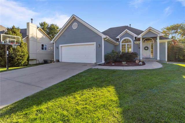 612 Goldenrain Tree Drive, Liberty, MO 64068 (#2194590) :: Clemons Home Team/ReMax Innovations