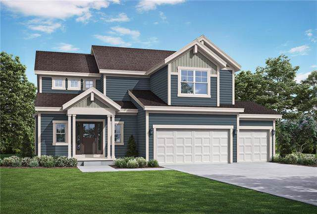 1712 SW Merryman Drive, Lee's Summit, MO 64082 (#2194607) :: Team Real Estate