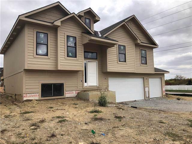 1801 NW Nicholas Drive, Grain Valley, MO 64029 (#2195424) :: Eric Craig Real Estate Team