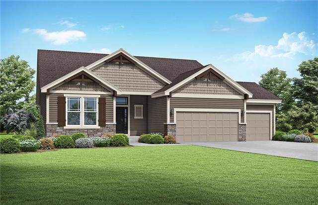 1511 SW Arbor Falls Drive, Lee's Summit, MO 64082 (#2195726) :: Eric Craig Real Estate Team