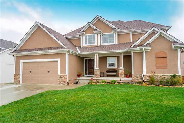 601 Wright Street, Pleasant Hill, MO 64080 (#2195961) :: Eric Craig Real Estate Team