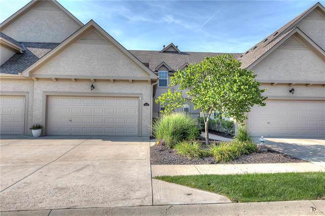 2321 NE 107th Terrace, Kansas City, MO 64155 (#2195984) :: Dani Beyer Real Estate