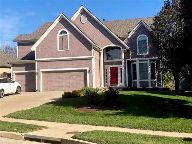 5711 Payne Street, Shawnee, KS 66226 (#2196356) :: House of Couse Group