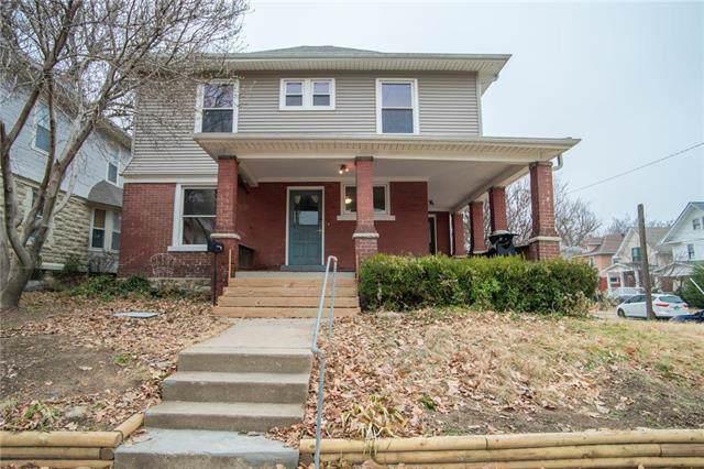 3961 Mercier Street, Kansas City, MO 64111 (#2196466) :: House of Couse Group