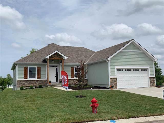 512 NW Bailey Drive, Grain Valley, MO 64029 (#2196640) :: Eric Craig Real Estate Team