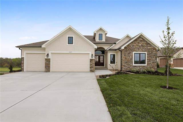 818 Bridgeshire Drive, Raymore, MO 64083 (#2196725) :: Ask Cathy Marketing Group, LLC