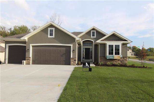 17485 NW 128th Court, Platte City, MO 64079 (#2196875) :: House of Couse Group