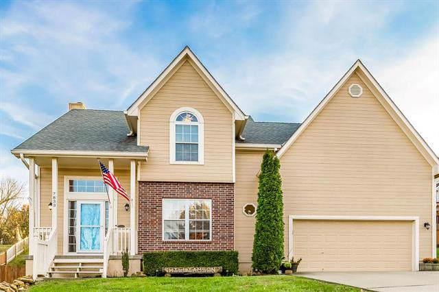 7833 W Darnell Street, Lenexa, KS 66216 (#2197183) :: House of Couse Group