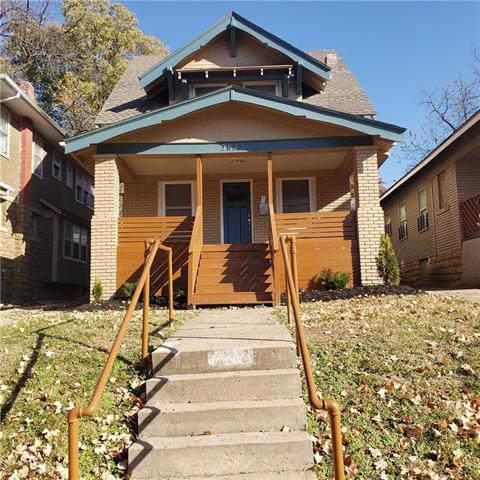 3833 Bellefontaine Avenue, Kansas City, MO 64128 (#2197254) :: Edie Waters Network
