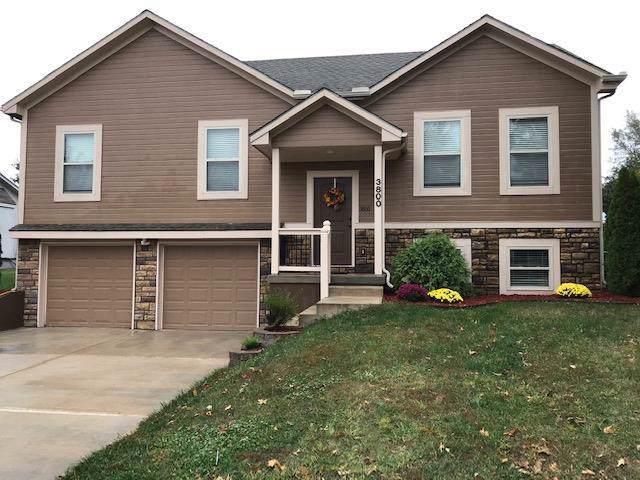3800 SW Jackson Street, Blue Springs, MO 64015 (#2197472) :: Team Real Estate