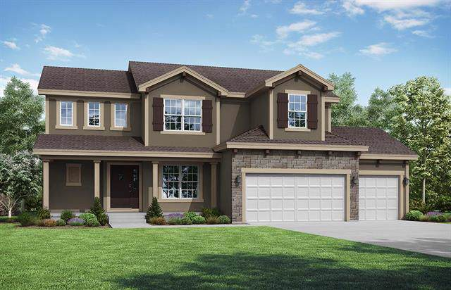 1824 SW Merryman Drive, Lee's Summit, MO 64082 (#2197504) :: Jessup Homes Real Estate | RE/MAX Infinity