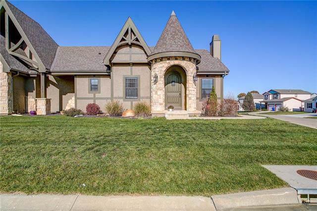 1200 SW Arborcrest Drive, Lee's Summit, MO 64082 (#2197524) :: Eric Craig Real Estate Team