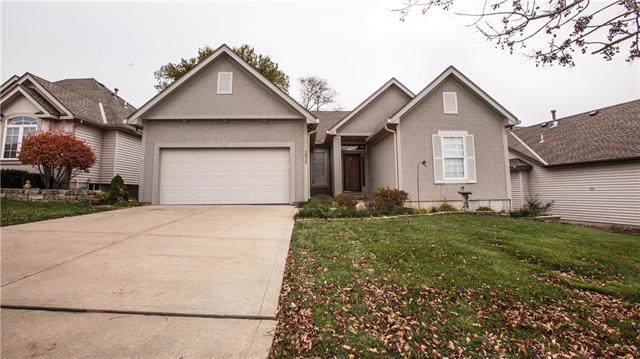 3015 NW 87th Terrace, Kansas City, MO 64154 (#2197539) :: Edie Waters Network