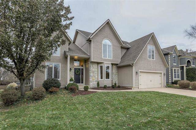14704 Woodward Street, Overland Park, KS 66223 (#2197542) :: House of Couse Group