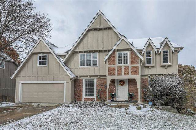 10900 W 109th Street, Overland Park, KS 66210 (#2197563) :: Dani Beyer Real Estate