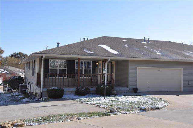 313 E Hansen Court, Independence, MO 64055 (#2197569) :: Edie Waters Network