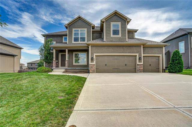 600 SW Lake Side Drive, Blue Springs, MO 64064 (#2197578) :: Team Real Estate