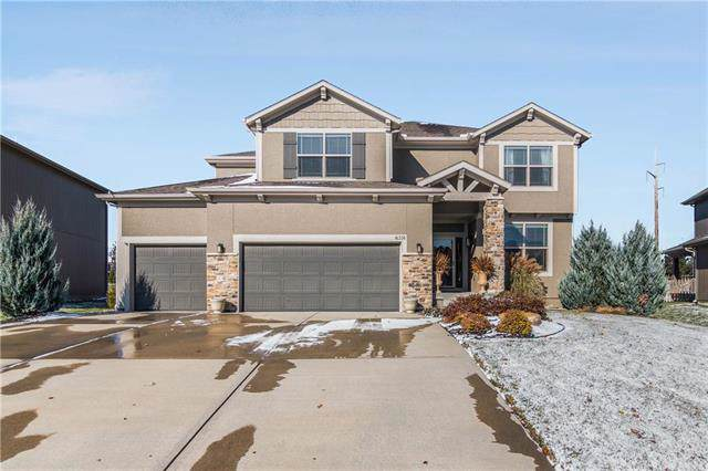 16336 S Ryckert Street, Olathe, KS 66062 (#2197713) :: The Shannon Lyon Group - ReeceNichols