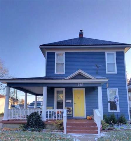 218 W 4th Avenue, Garnett, KS 66032 (#2197748) :: Eric Craig Real Estate Team