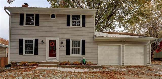 1320 SE Knights Bridge Street, Blue Springs, MO 64014 (#2197794) :: Team Real Estate