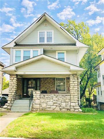 321 Lawn Avenue, Kansas City, MO 64124 (#2197797) :: Team Real Estate