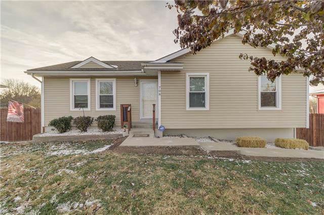 708 N Grove Street, Kearney, MO 64060 (#2197818) :: Edie Waters Network