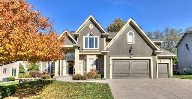 8011 Forest Park Drive, Parkville, MO 64152 (#2197868) :: Ask Cathy Marketing Group, LLC