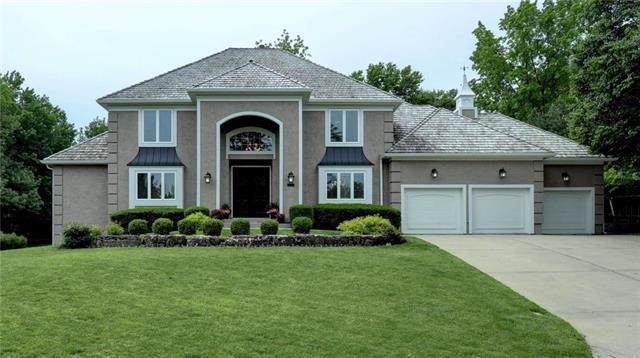 12631 Juniper Circle, Leawood, KS 66209 (#2197890) :: House of Couse Group