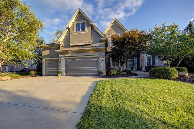 9805 W 145th Street, Overland Park, KS 66221 (#2197907) :: House of Couse Group