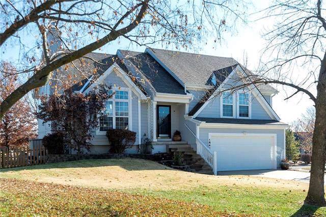 16412 W 157th Terrace, Olathe, KS 66062 (#2197930) :: Ask Cathy Marketing Group, LLC