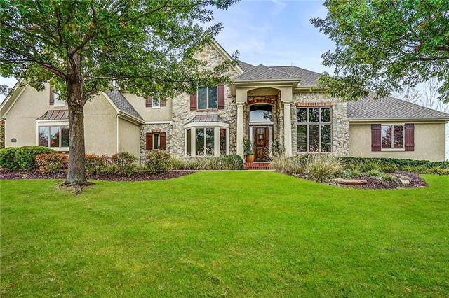 6109 Golden Bear Drive, Overland Park, KS 66223 (#2197998) :: The Shannon Lyon Group - ReeceNichols